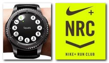 GearS3 Nike+